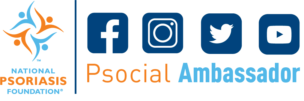 Psocial Ambassador logo